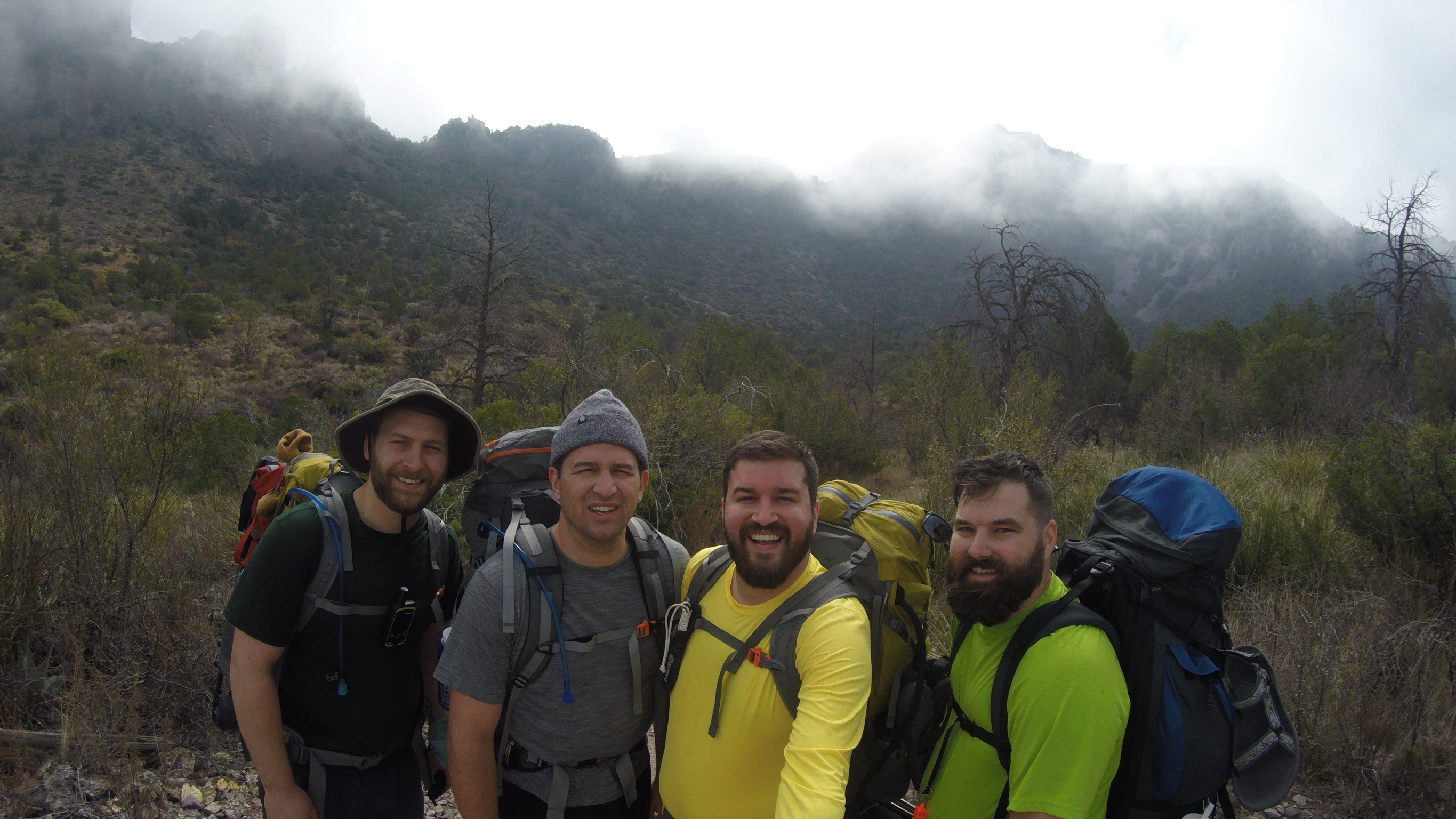 pinnacles trail group